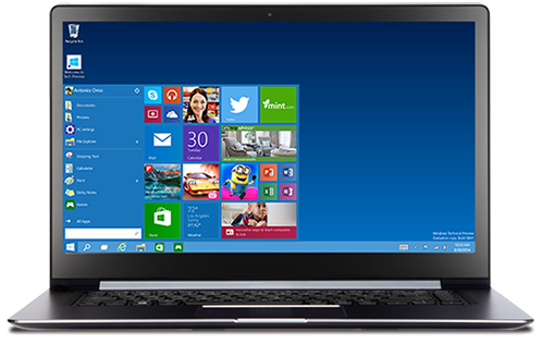 Interested in WINDOWS 10 for free?