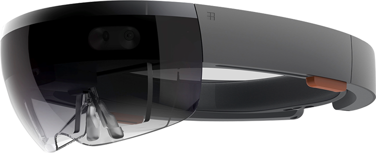 Microsoft getting closer to Holograms?